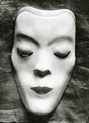 Abbildung: »Tanzmaske <b>Mary Wigman</b>« - 200702